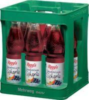 Rapps Apfel-Johannisbeer-Schorle