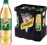 Schweppes Ginger Ale 1l PET