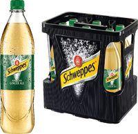Schweppes Ginger Ale 6/1,00