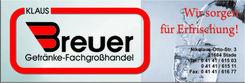 Breuer Getränkeabholmarkt Liefer- und Veranstaltungsservice